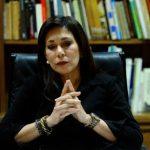 """Ana Vilma de Escobar denunciaría a Tóchez por llamarla """"gatillera con silenciador"""""""