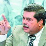 Julio Valdivieso, presidente de LaGeo.
