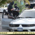 Francisco Aguirre Ventura, de 41 años, fue atacado a balazos en la entrada de la colonia Montreal, en Mejicanos, una zona donde opera la MS. Foto EDH / Mauricio Cáceres