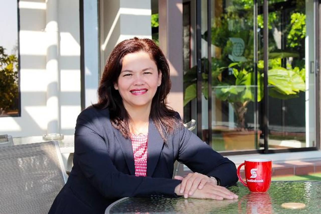 Nancy Camacho Loáiciga, de origen costarricense, la nueva vicepresidenta y CRO de riesgos del Scotiabank.