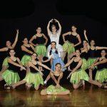 Las alumnas del Jazzing Dance Studio en un ensayo.