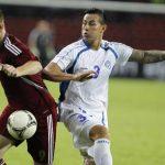 Uno de los juegos bajo sospecha es el amistoso contra Venezuela en mayo. Foto EDH / Archivo