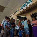 Las agencias y oficinas de ANDA permanecerán cerradas los días 23, 24, 25, 30 y 31 de diciembre.