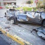 Tres muertos en accidente de tránsito esta madrugada en San Salvador
