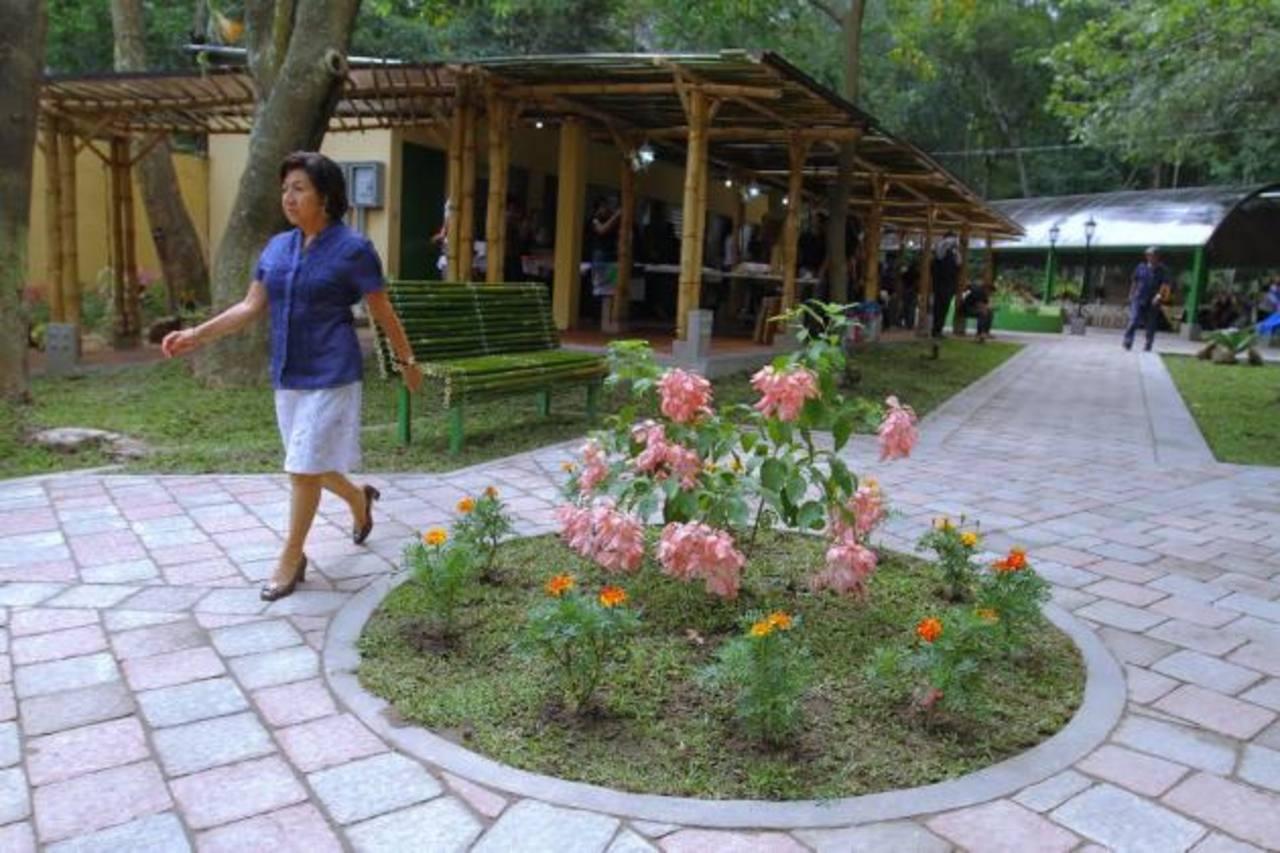 La remodelación del parque El Talapo fue uno de los proyectos que impulsó la municipalidad este año. El lugar fue reinaugurado en septiembre pasado. Foto edh/archivo
