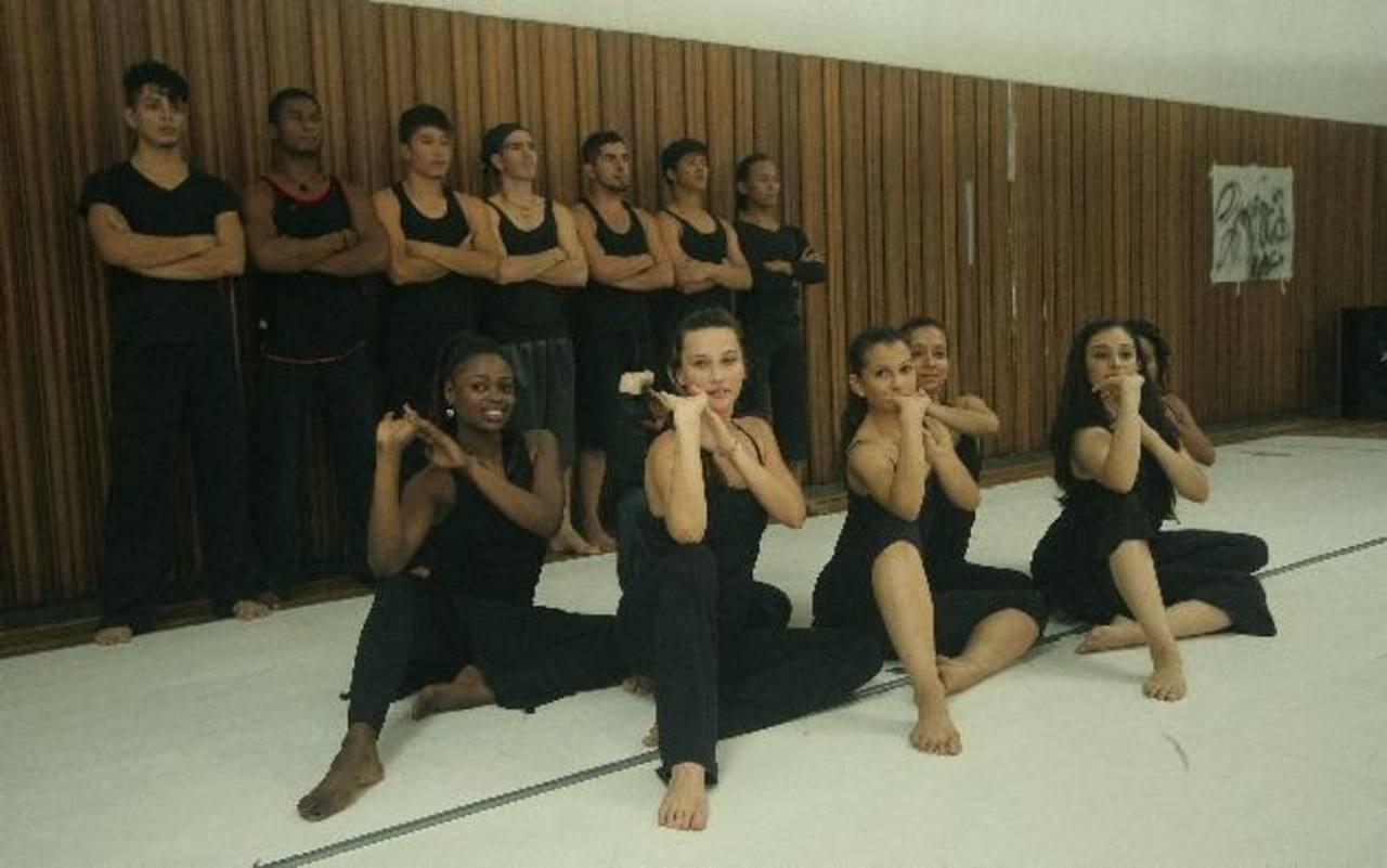 Bailarines proyectarán el talento del istmo. Fotos /Cortesía