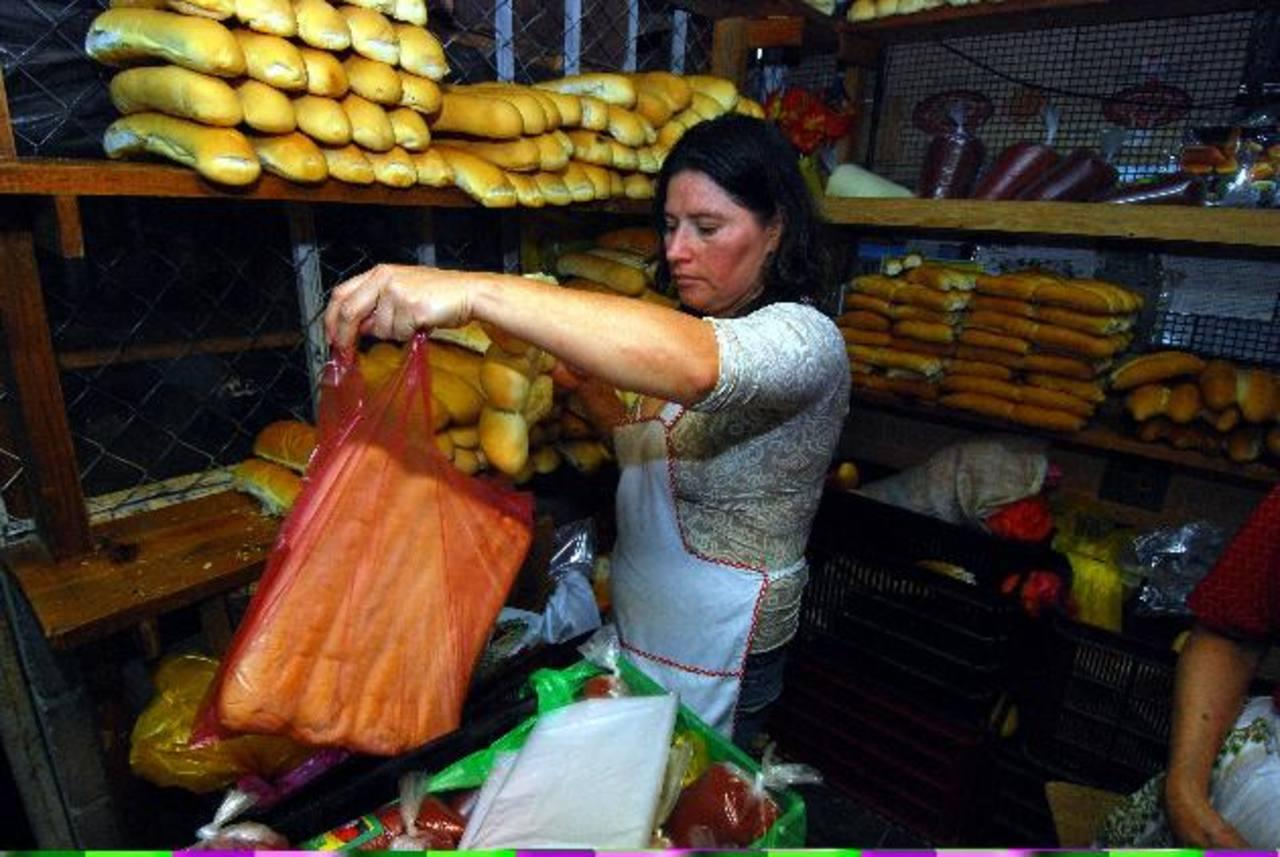 Estados Unidos vende maíz a México. foto edh /