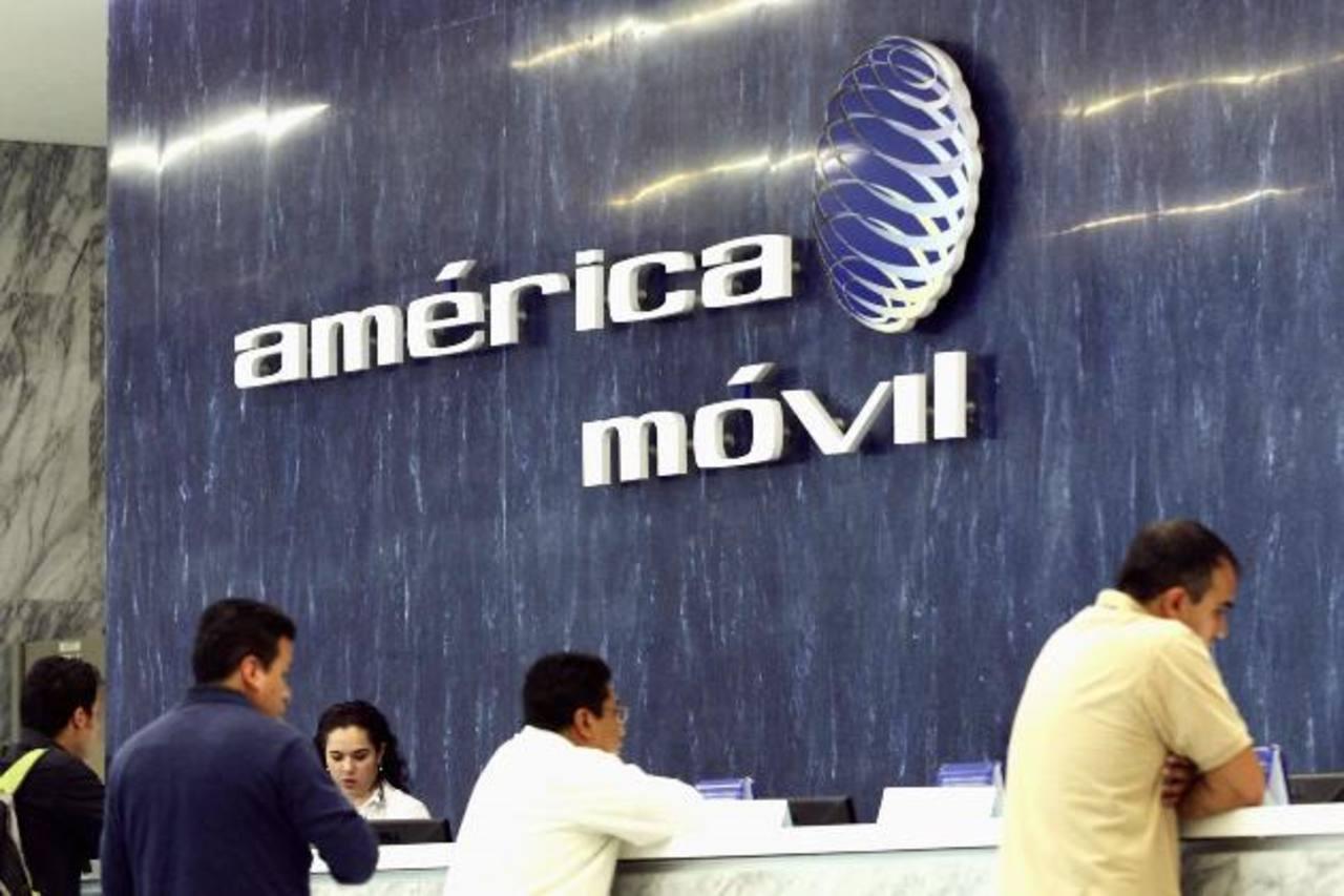 América Móvil es una de las empresas del magnate mexicano Carlos Slim. edh/