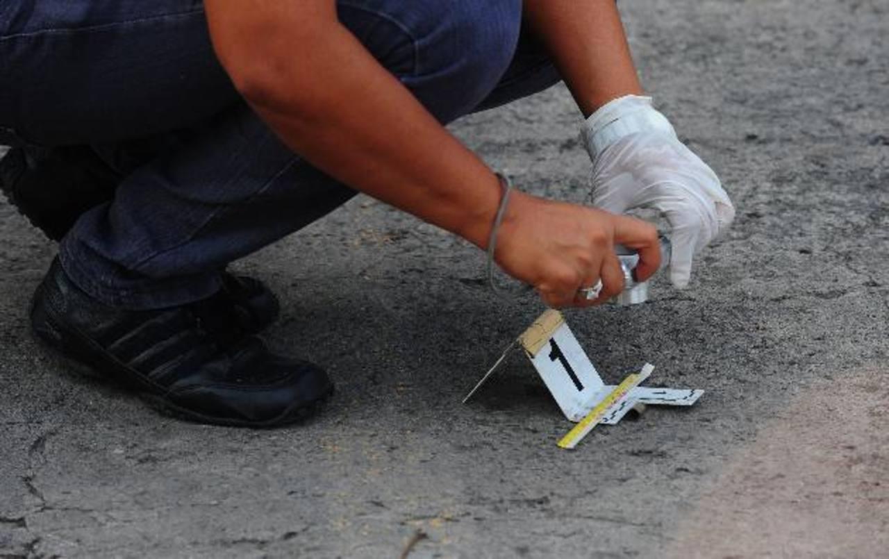 Un muerto y un lesionado reportó la Policía tras ataque a una familia en Concepción Batres, Usulután. Foto/ Archivo