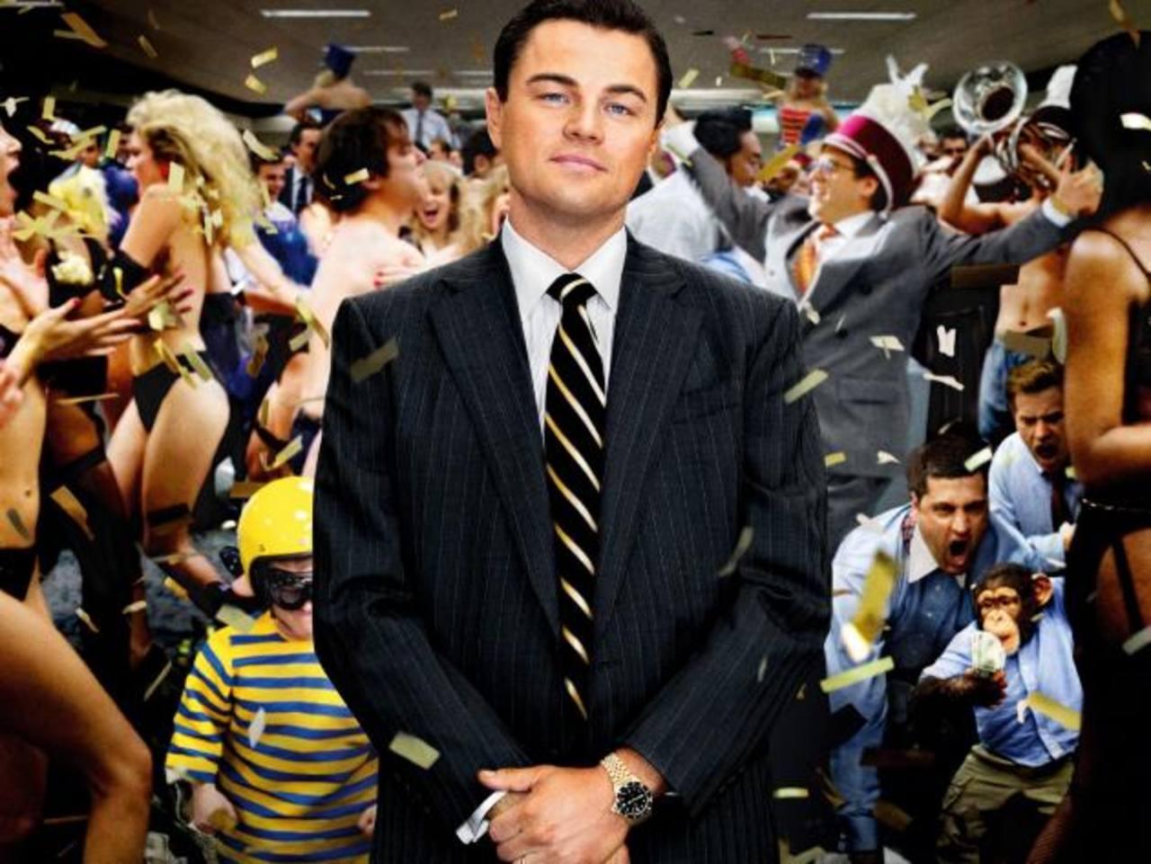 """Leo se identificó con el ego hinchado de Belfort. Se sintió, dice, """"como una estrella de rock""""."""