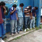 La Policía Antidroga afirmó que este año casi se duplicó la captura de pandilleros (más de mil) que se dedican al comercio ilícito y tráfico de drogas en el país. foto EDH /Archivo.