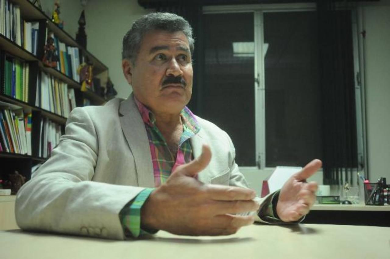 Roberto Rubio: Tras elección pueden volver ataques contra la Sala de lo Constitucional
