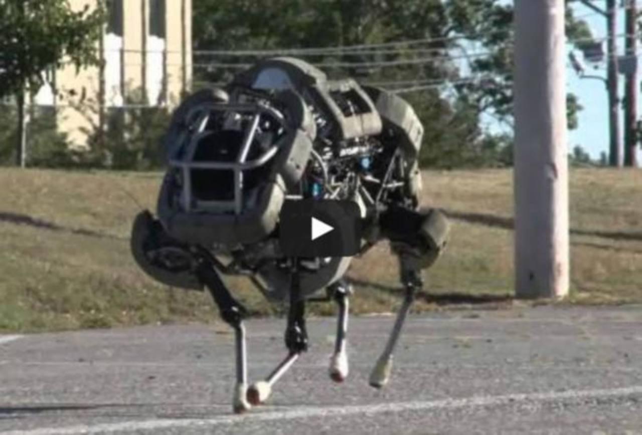 Google adquiere Boston Dynamics, fabricante de robots