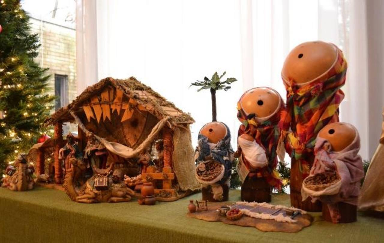 La diversidad de figuras es expresión cultural, como el de morros salvadoreños.
