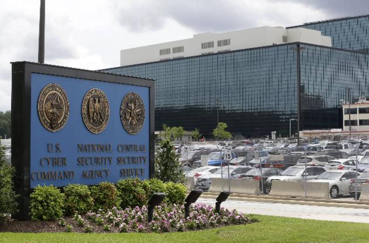 Exterior de las instalaciones de la NSA en Fort Meade, Estados Unidos, donde operan los sistemas de vigilancia. foto edh/archivo
