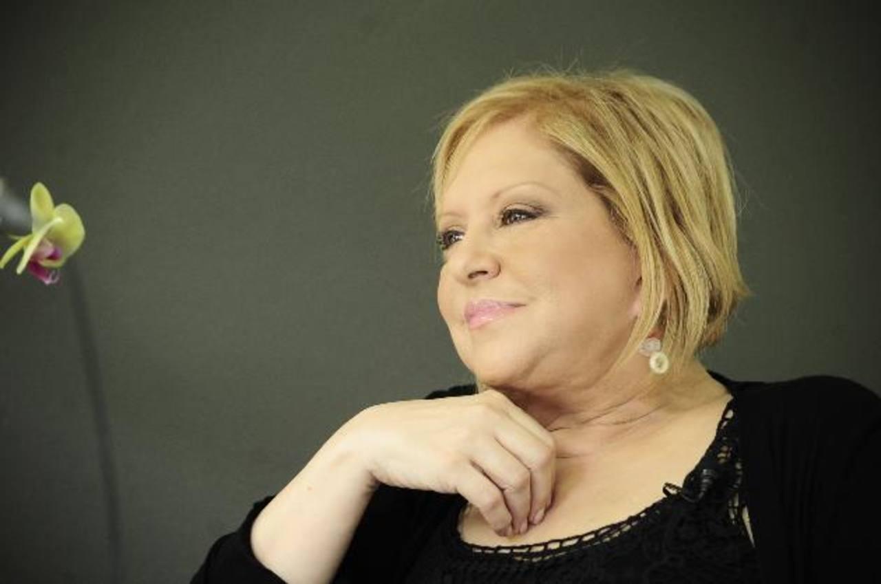 La Dra. Álvarez asegura haber recuperado la salud de su rodilla con el tratamiento de células madre. Fotos EDH/ jorge reyes