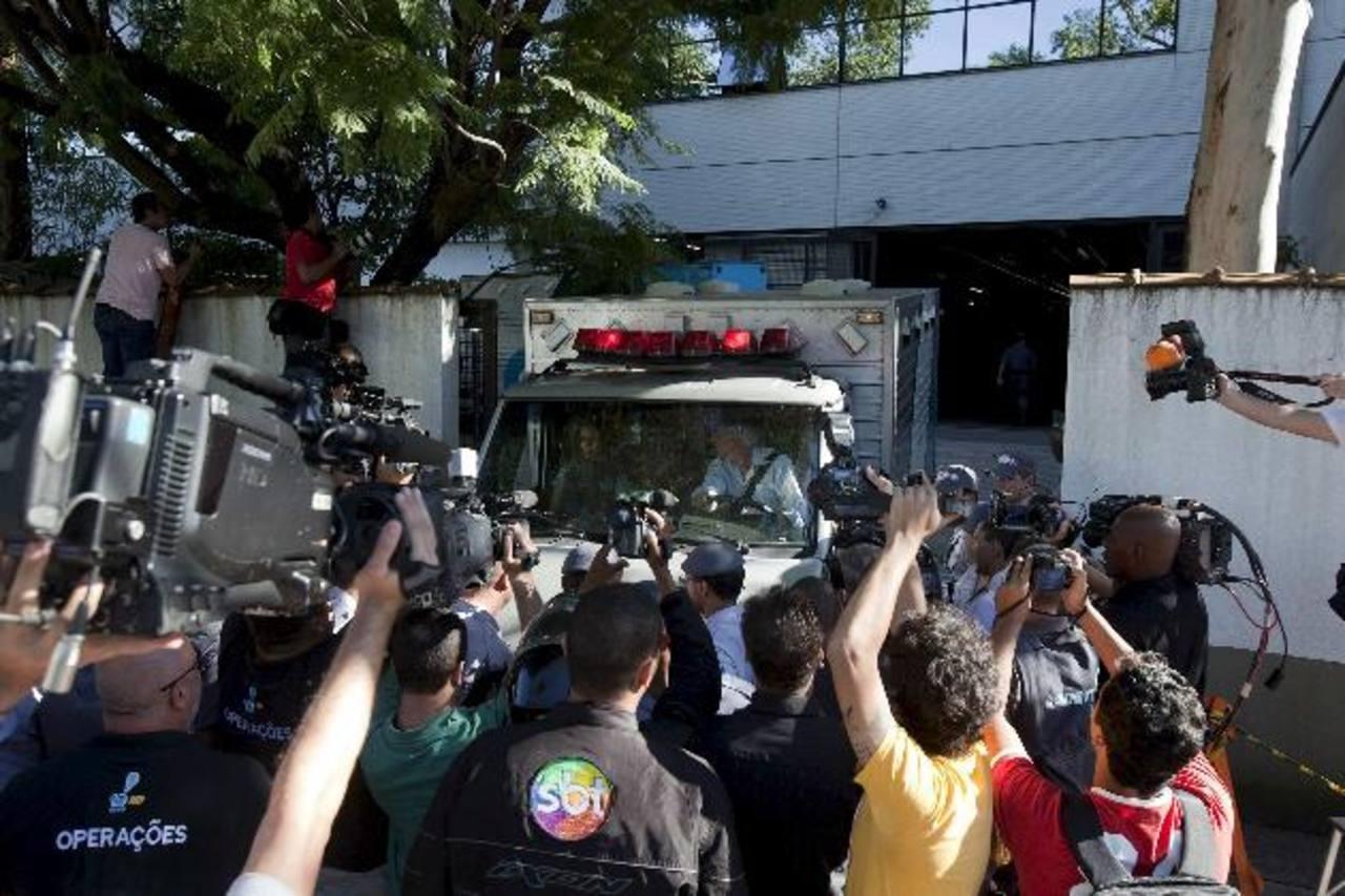 La organización de periodistas indica que en Brasil han matado a seis comunicadores por hacer su labor. foto edh /archivo