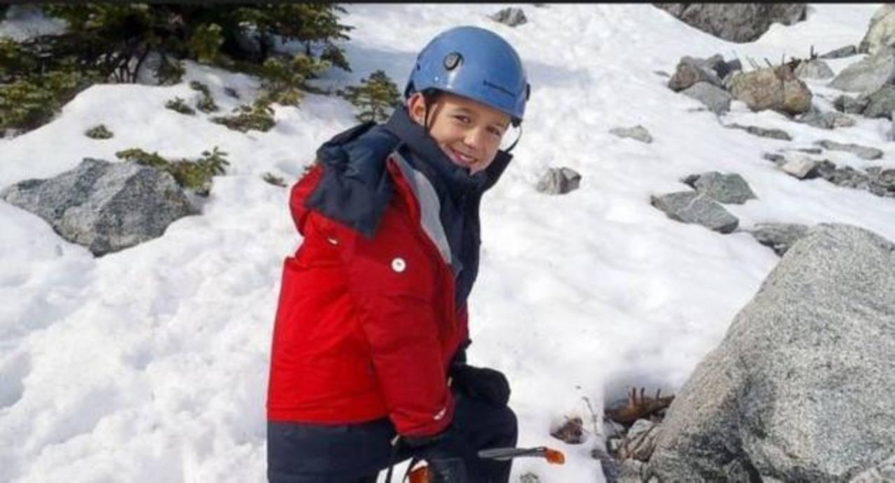 Niño de 9 años conquista la cima del Aconcagua
