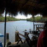 @morellana28 pasó su #DomingoSV almorzando en el estero de La Herradura.