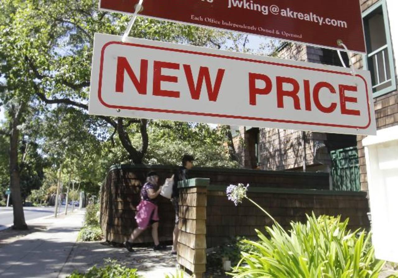 Los precios de las casas subieron a su ritmo más lento en cinco meses. Foto EDH/archivo