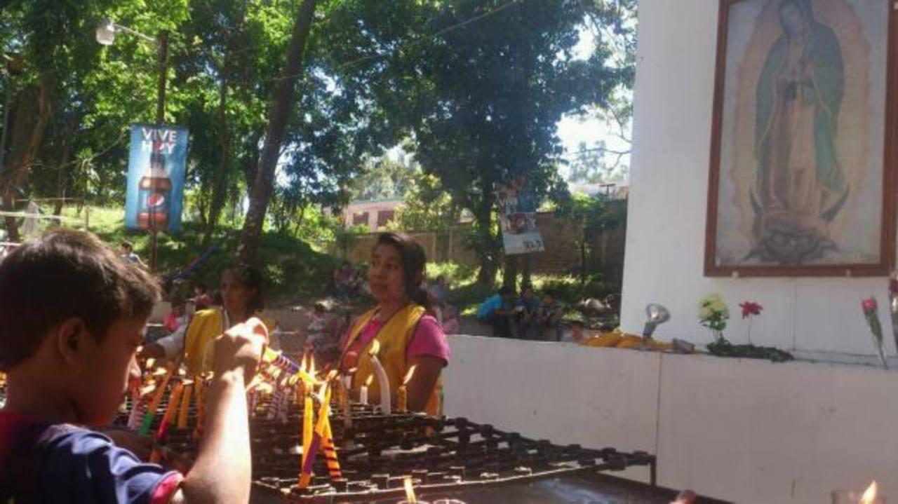 Inician preparativos para celebración a Virgen de Guadalupe