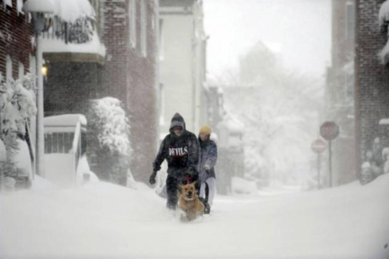 Autoridades esperan frentes fríos en los próximos días.