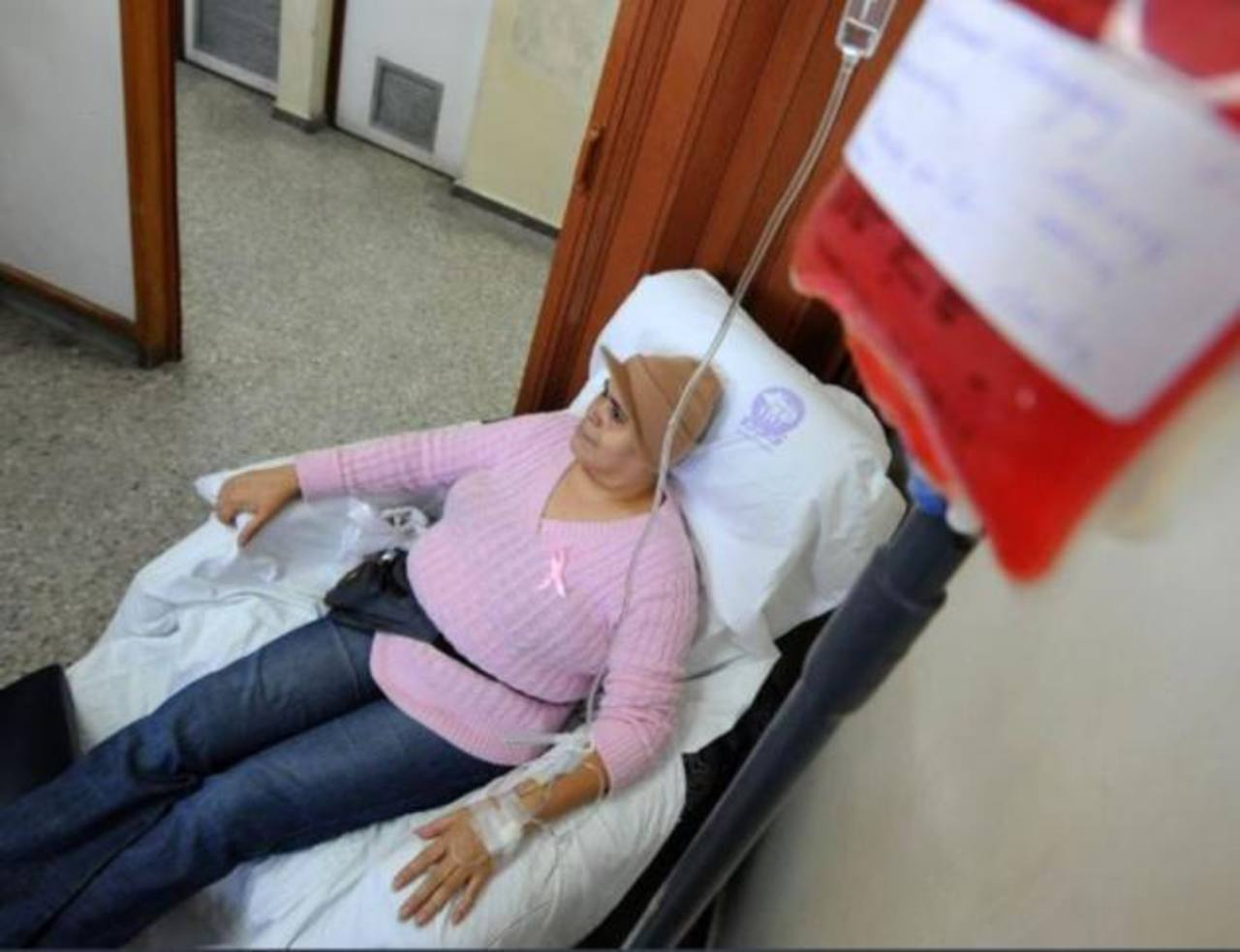Entre las mujeres el de mama es el cáncer más mortífero en el mundo.