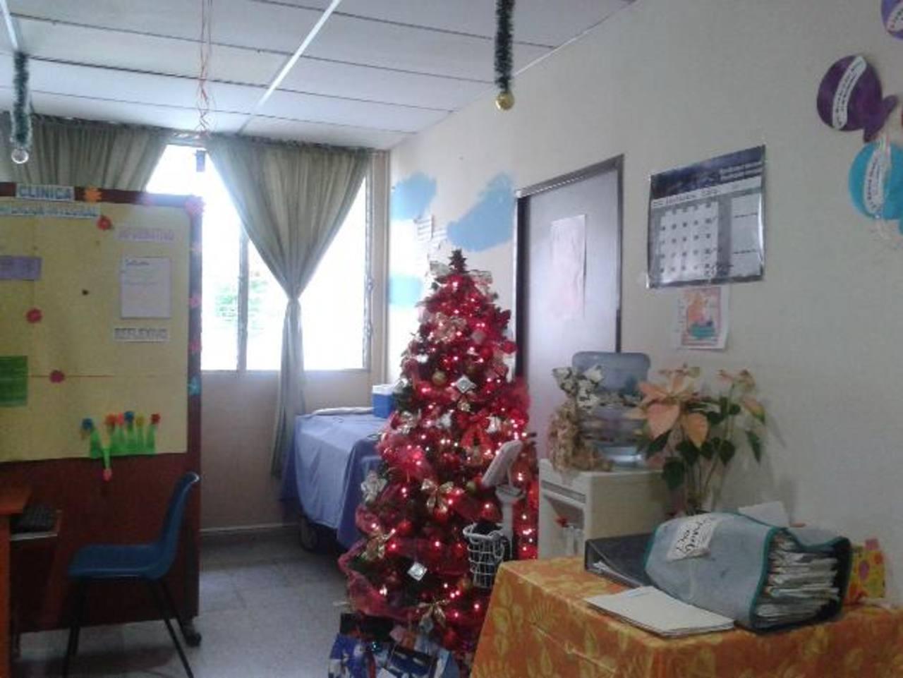 Los pacientes eran atendidos en consultorios dispersos, ahora en un área más adecuada.