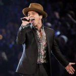 El cantante Bruno Mars. Foto/ AP