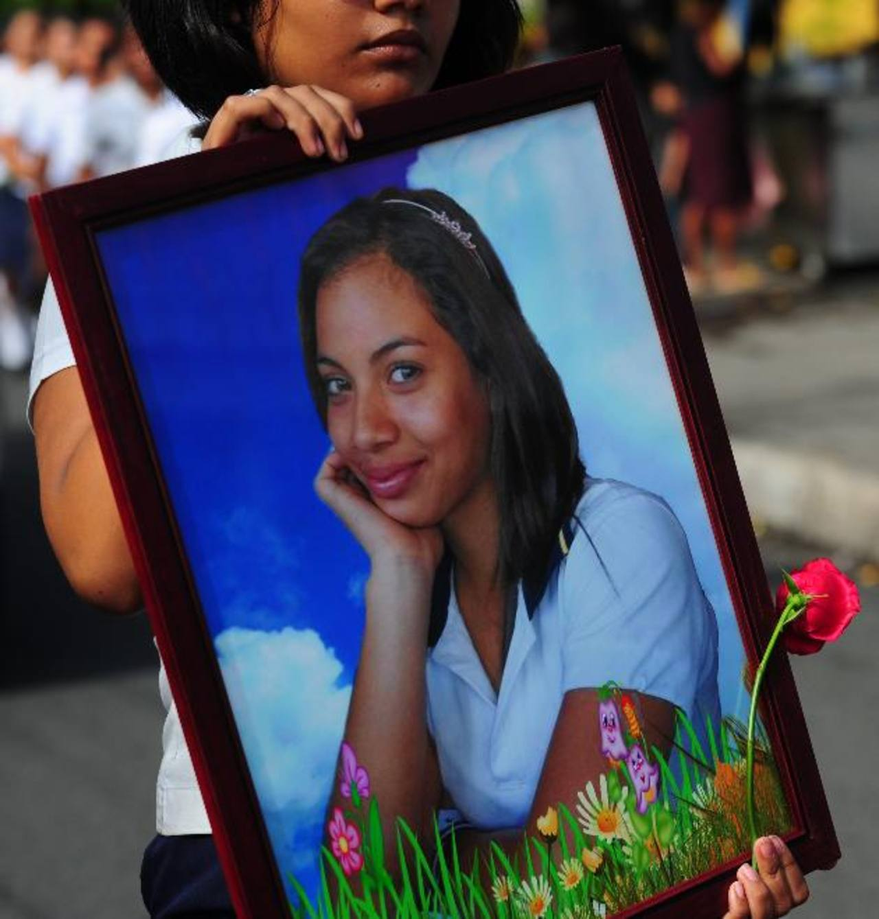 Foto EDH / JuzgadosLa desaparición y asesinato de Alisson Renderos, estudiante de Noveno Grado, desató repudio y conmoción en la población.