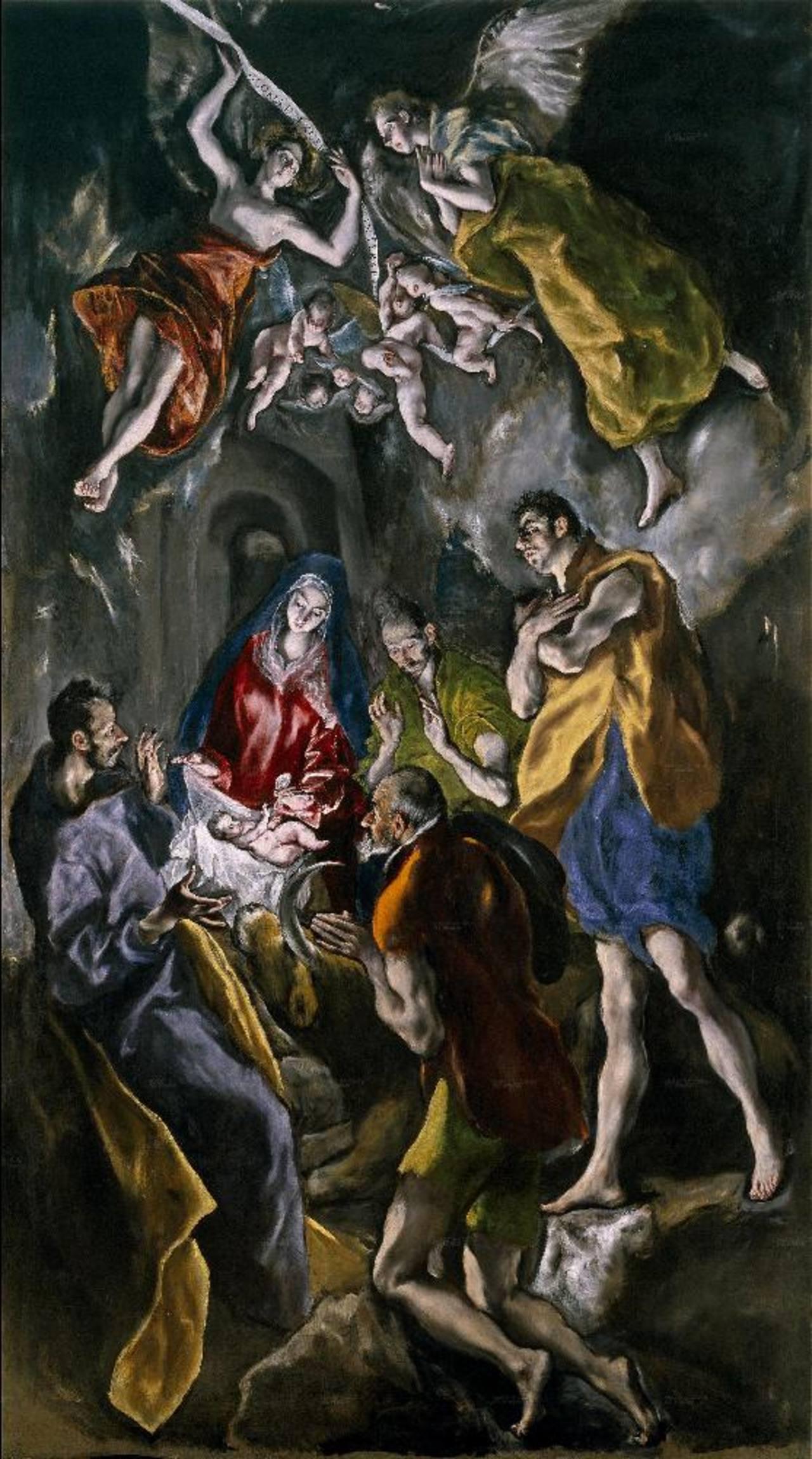 La consagrada obra de El Greco