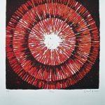 Concordia Graphica del artista Mauricio Linares estará presente en la exposición de la galería. Foto/cortesía