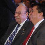 La embajadora Aponte y el Gobernador de Maryland, EE. UU. Martin O'Malley, recorren el Aeropuerto foto edh / CortesíaNicolás Salume y Roberto Lorenzana, vocero del FMLN, en una actividad de la fórmula del FMLN en abril. foto edh / ARCHIVO