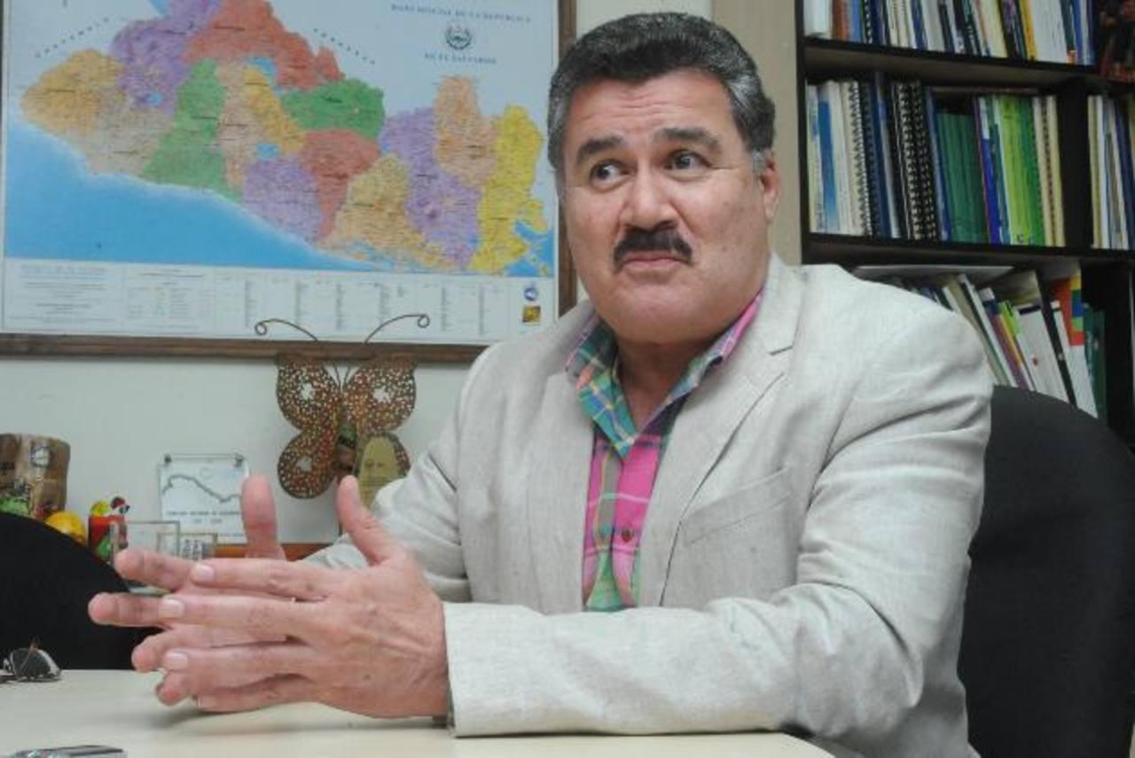 Roberto Rubio, director ejecutivo de Funde y representante de Transparencia Internacional en el país. Foto/ Archivo