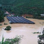 Elementos del ejército distribuyen comida, agua y medicinas en Espirito Santo. FOTO EDH Agencias.