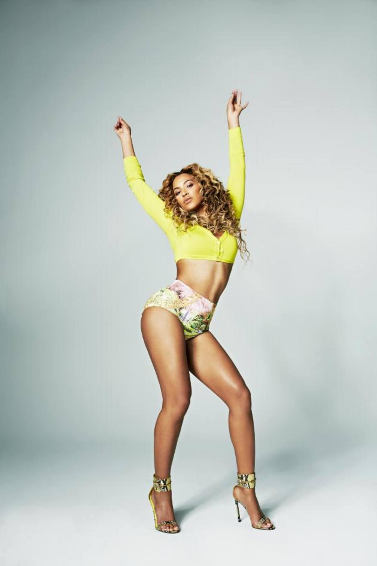 Beyoncé fue la más buscada en 2013