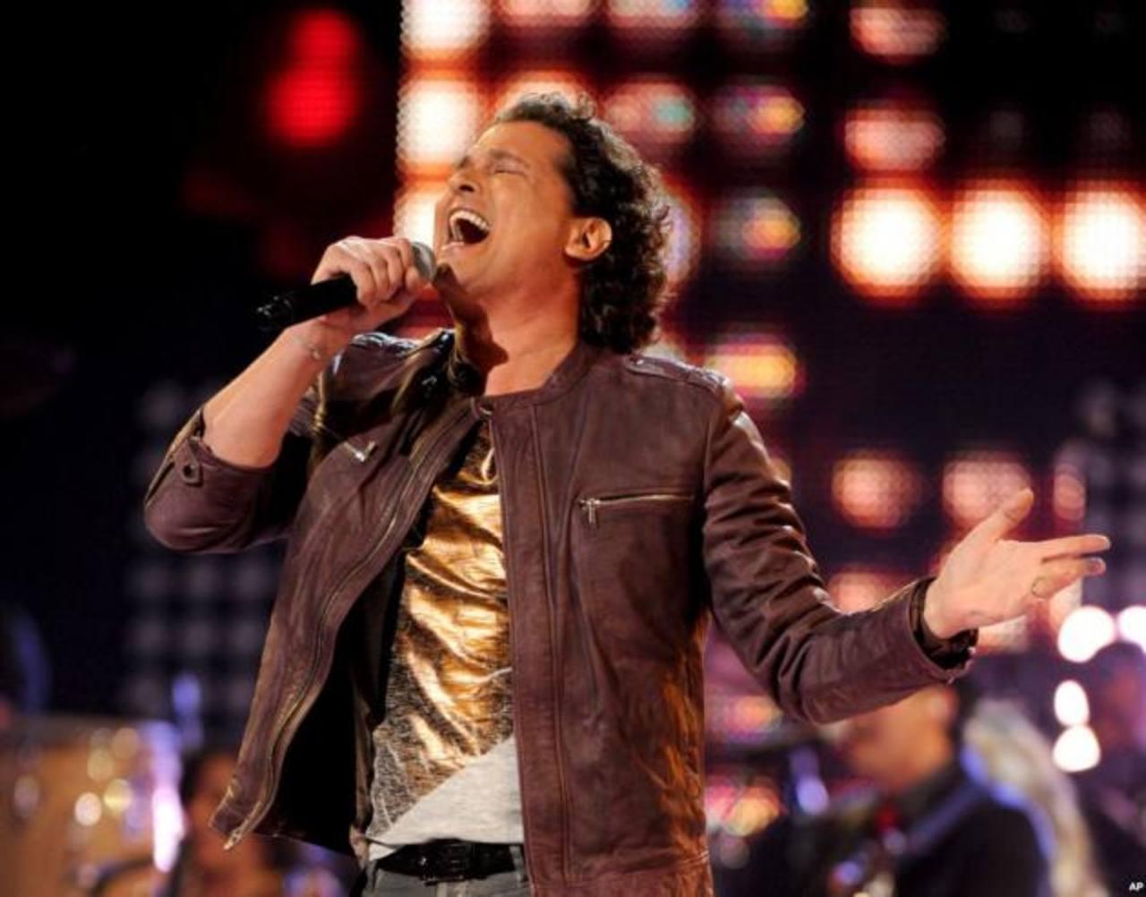 Carlos Vives (foto), Alejandro Sanz, Marc Anthony y Prince Royce son los mayores nominados de la fiesta latina.