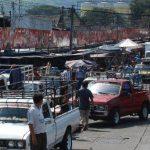 Según el estudio, las vías alternativas reducirían en los alrededores del mercado La Tiendona. Foto EDH/