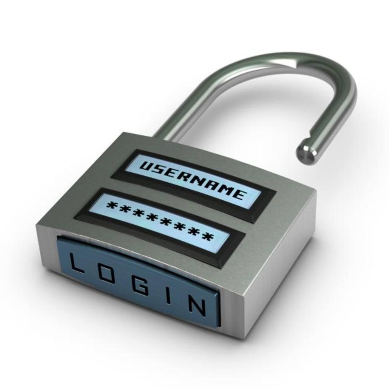 """La clave """"123456"""" fue la más común, ya que fue usada en casi 16,000 cuentas. foto"""