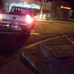 Un tiroteo tuvo lugar ayer en la 25a Avenida Norte y dejó a una persona lesionada en un robo. Foto tomada de twitter de Saurl Rivero
