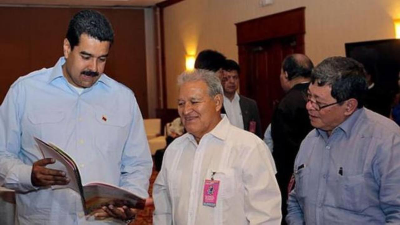 Nicolás Maduro. FOTO EDH Tomado de ABC.es.