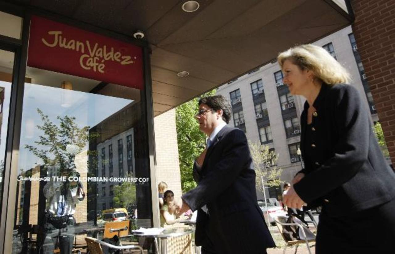 Las cafeterías Juan Valdez tienen presencia alrededor de todo el mundo y su calidad es reconocida por todos. foto edh / archivo