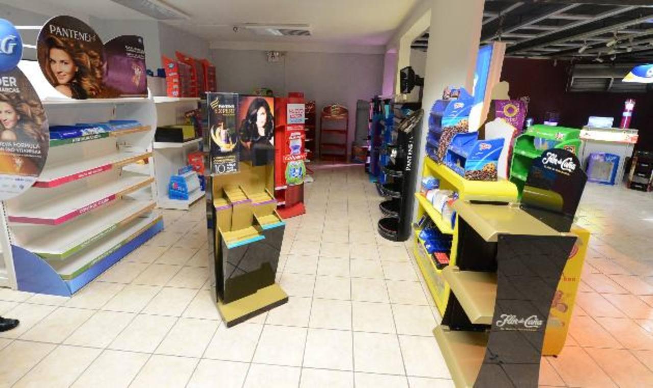 La empresa cuenta con una amplia gama de materiales de POP, que distribuye en todo el mundo. foto edh / mauricio cáceres