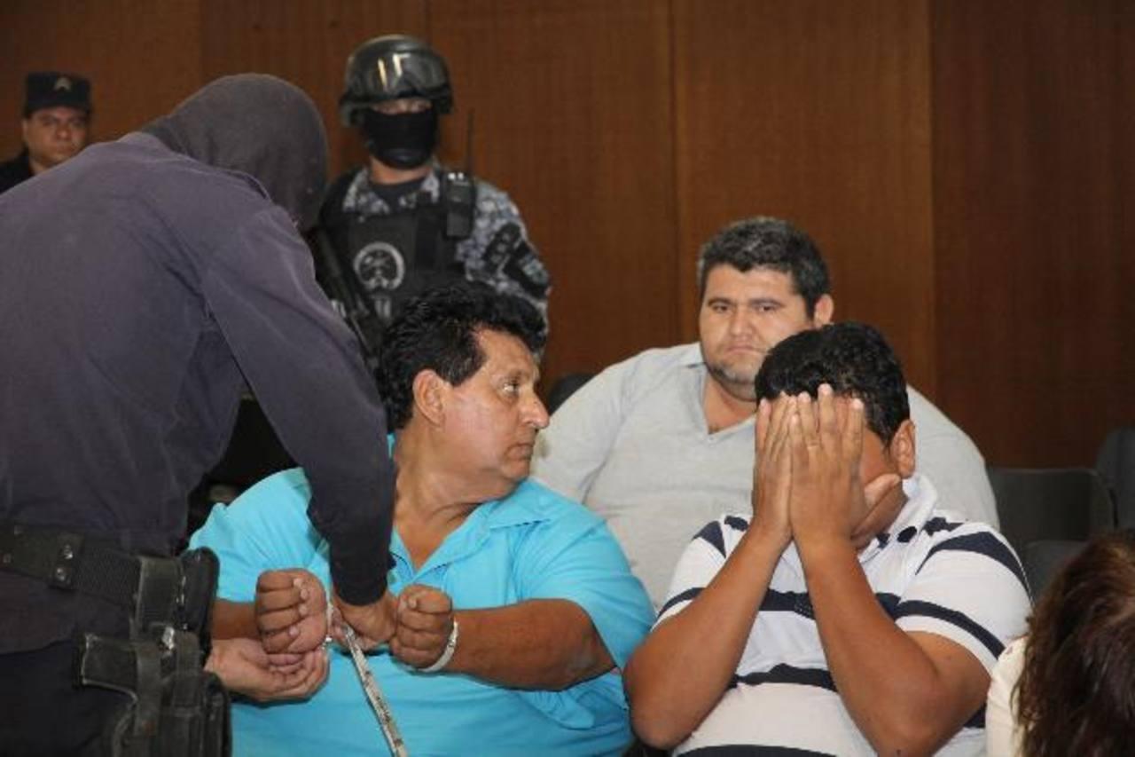 Al parecer, la banda que encabezaba Daniel Quezada traficaba droga de Nicaragua a El Salvador.