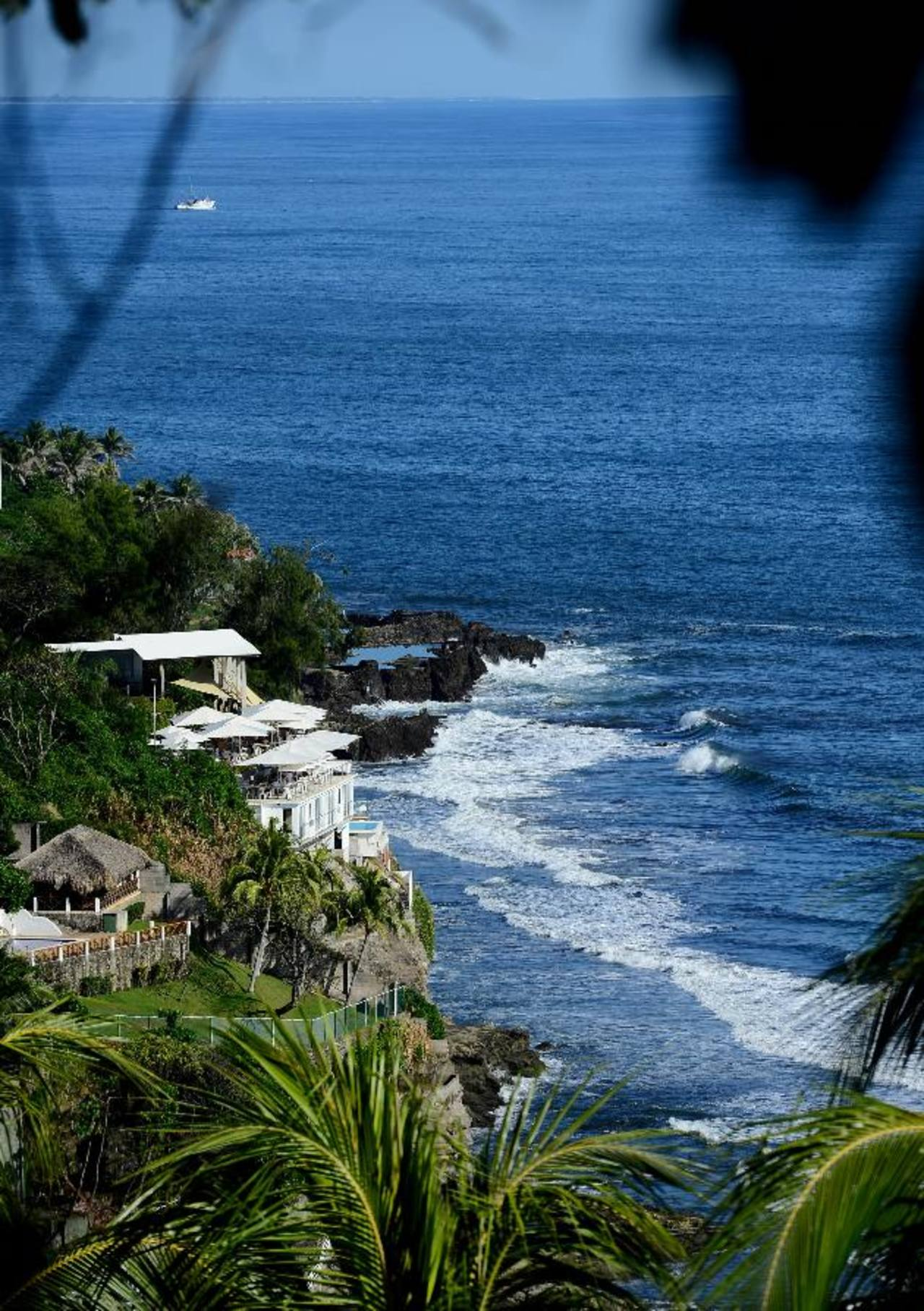 La mayor parte del Fomilenio II se pretende dirigir a inversiones en la zona costera marina. foto edh / mario amaya