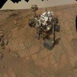 Curiosity descubrió vestigios de un antiguo lago de agua dulce en Marte que pudo haber alojado una miríada de microorganismos durante decenas de millones de años. Foto/ AP