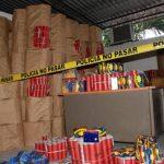 La comercialización de morteros número 7 y otros de tamaño superior está prohibida en el país. Foto EDH / Insy Mendoza