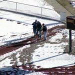 Un muerto y dos lesionados fue el resultado de un tiroteo en una secundaria en Colorado, Estados Unidos.