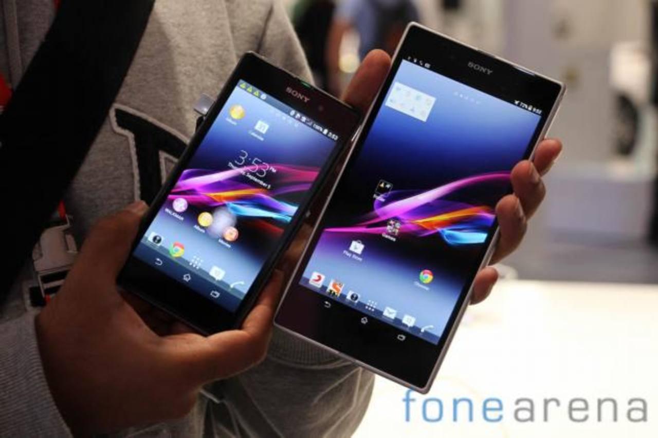 Según las imágenes filtradas, el Xperia Z1S será un modelo mini del teléfono de alta gama de Sony. Foto EDH