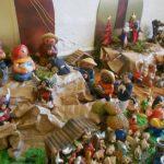 Así son los nacimientos que decoran los hogares de los salvadoreños